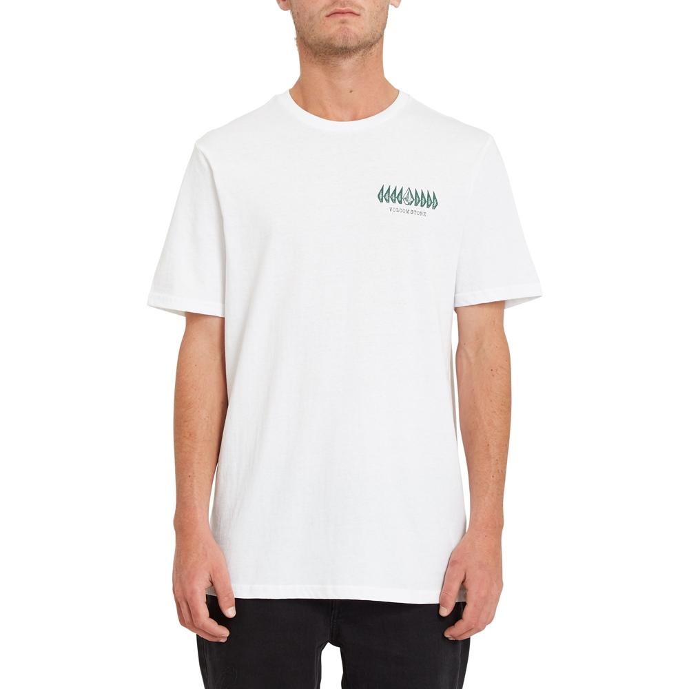 Volcom Trouper - white Größe: S Weiss: white