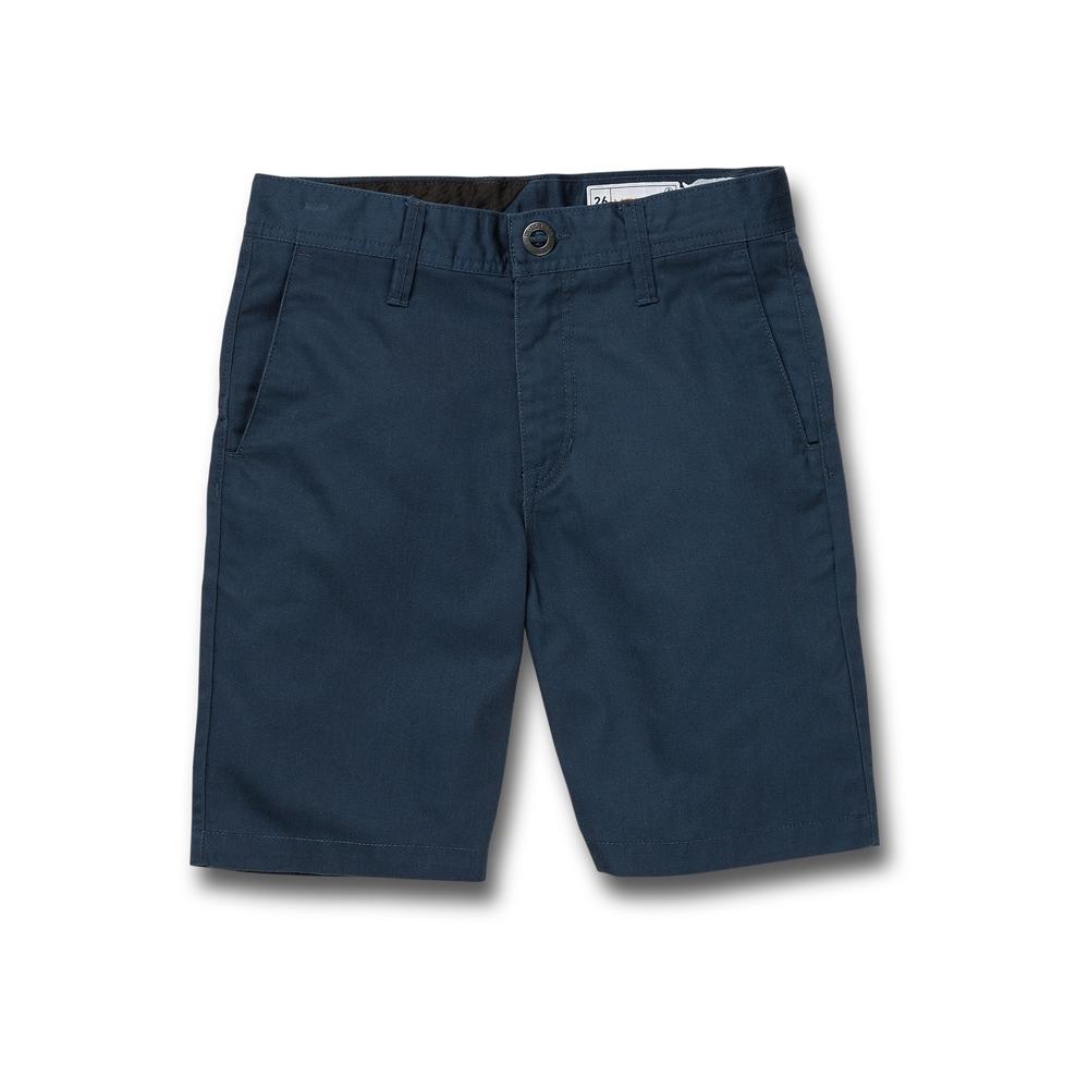 Volcom Frickin Chino - service blue Größe: 22 Farbe: serviceblu