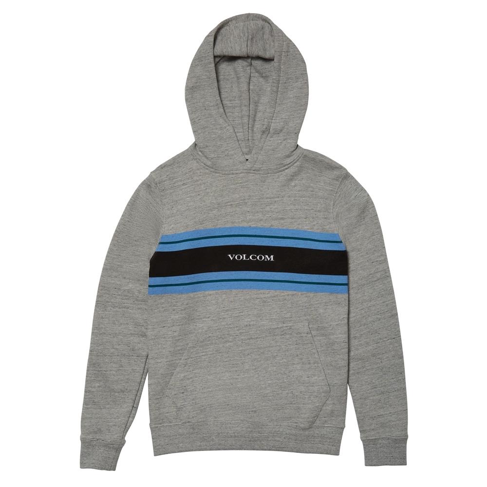 Volcom Zero Division - heather grey Größe: 128_M Farbe: heathergre