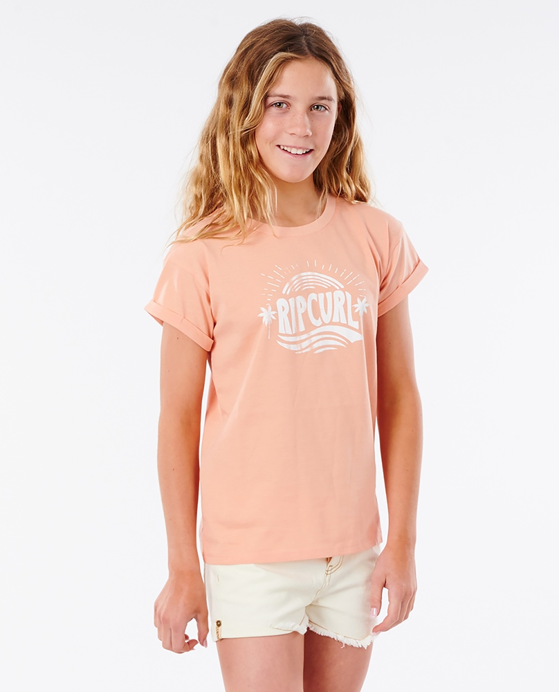 Rip Curl Sunny Day Girl - peach Größe: 116_S Pink: peach