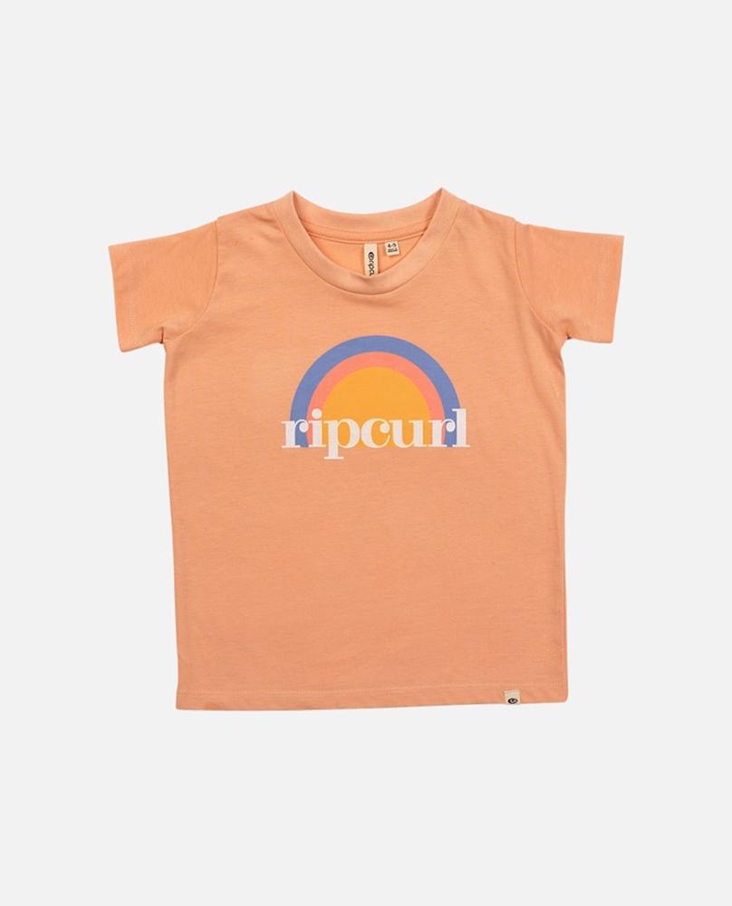 Rip Curl Golden Sun Girl - peach Größe: 98_XXXS Pink: peach