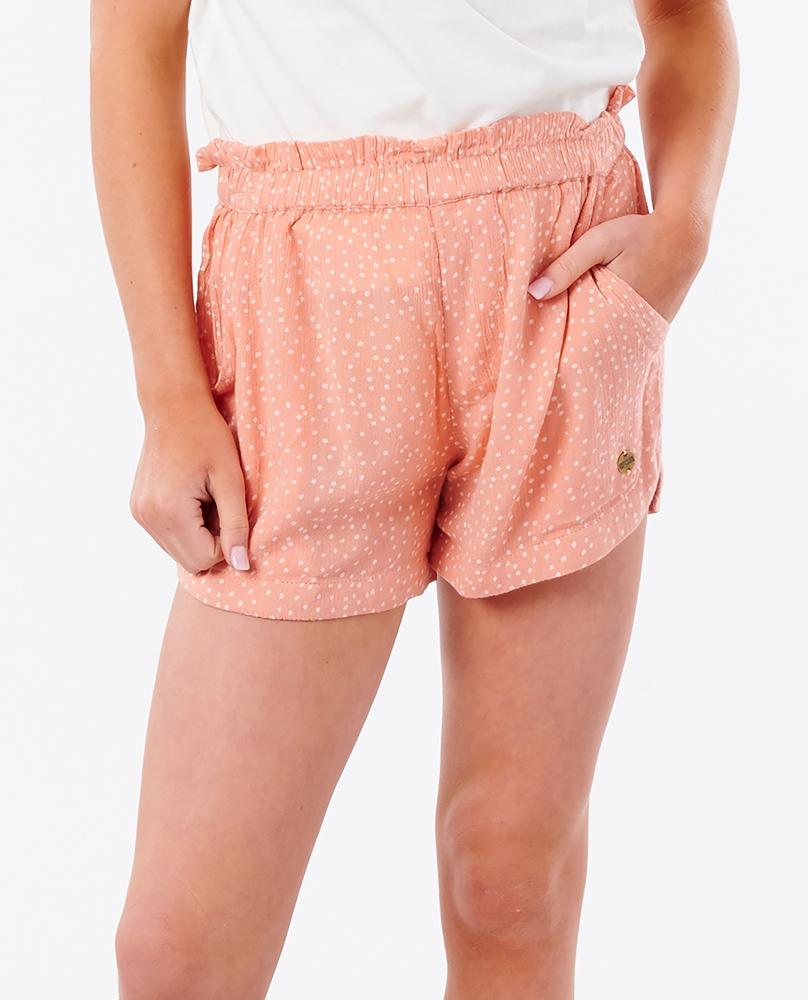 Rip Curl Tallows Girl - peach Größe: 116_S Pink: peach
