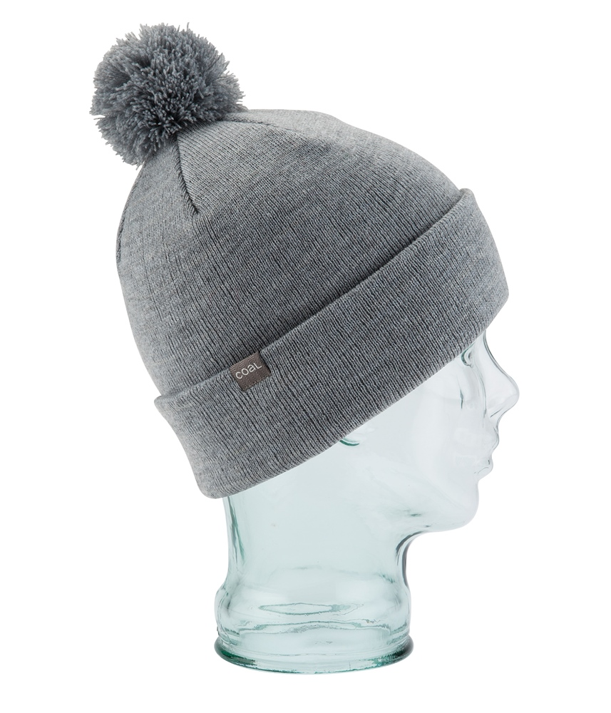 Coal The Pablo - heather grey Farbe: HthGrey