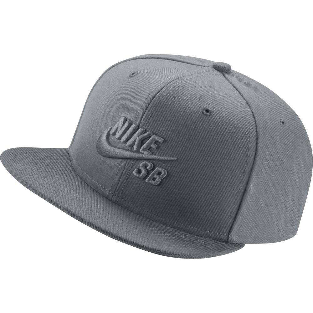 wholesale dealer d7090 29e05 HiLight Logo black Nike SB Nike SB Icon - cool grey Größe  Onesize Farbe   CoolGrey