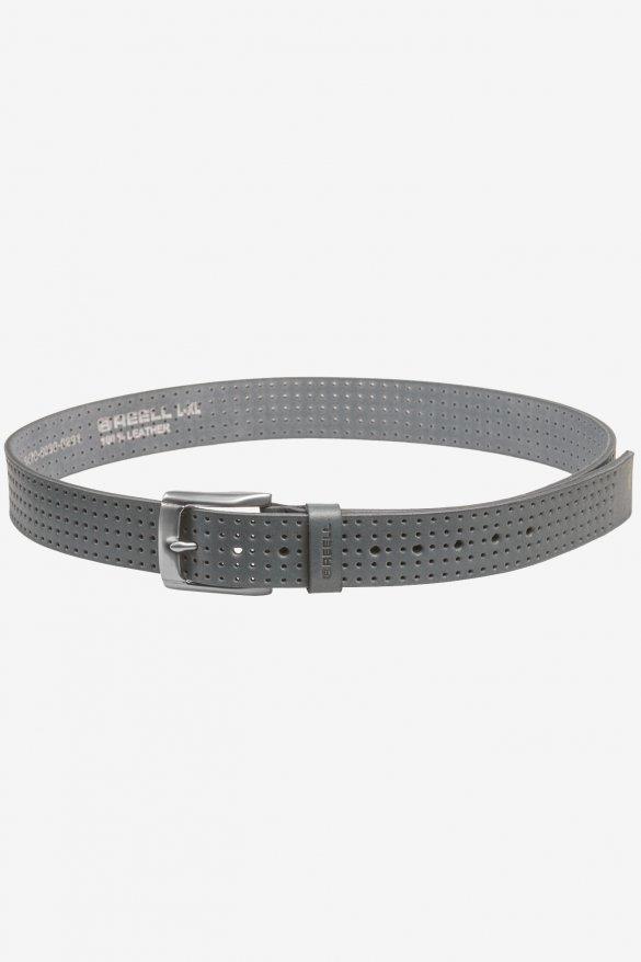 Reell Punched Belt - vintage grey Größe: L/XL Farbe: VntgGrey