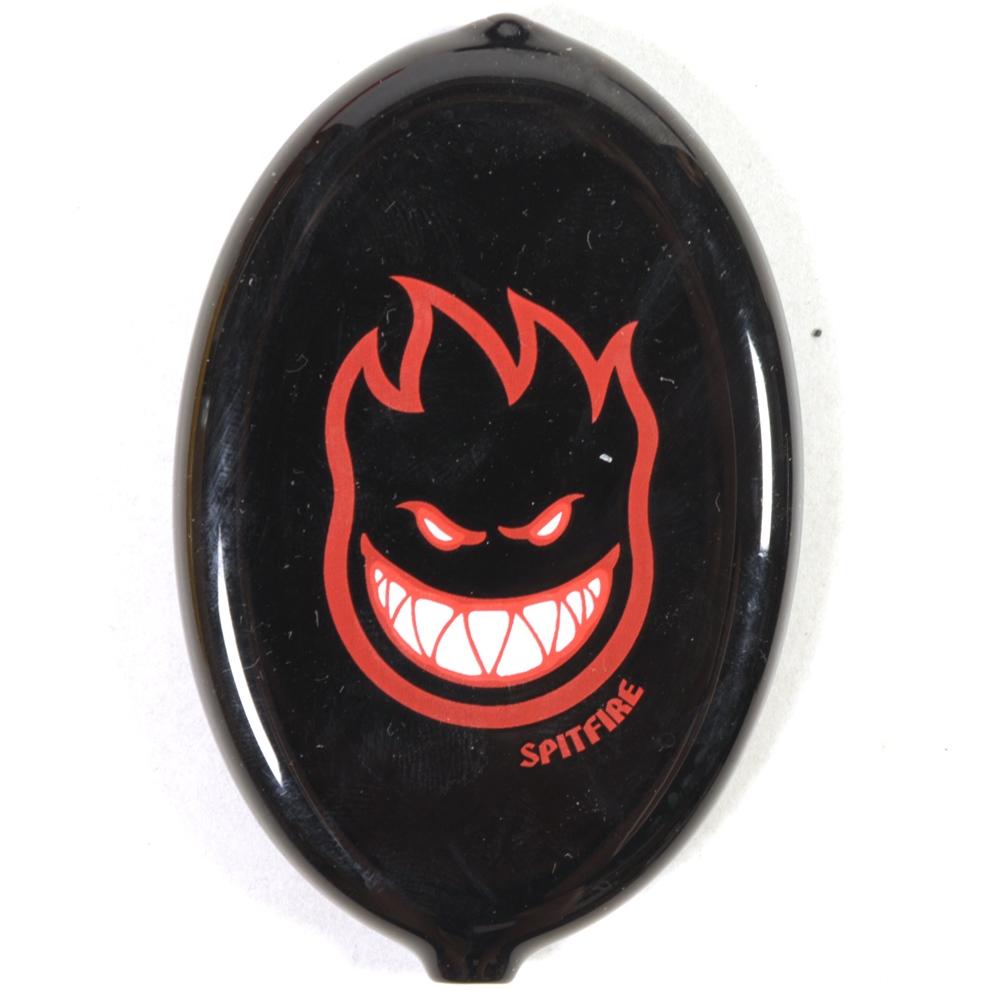 Spitfire Coin Pouch Spitfire Bighead - black Farbe: black