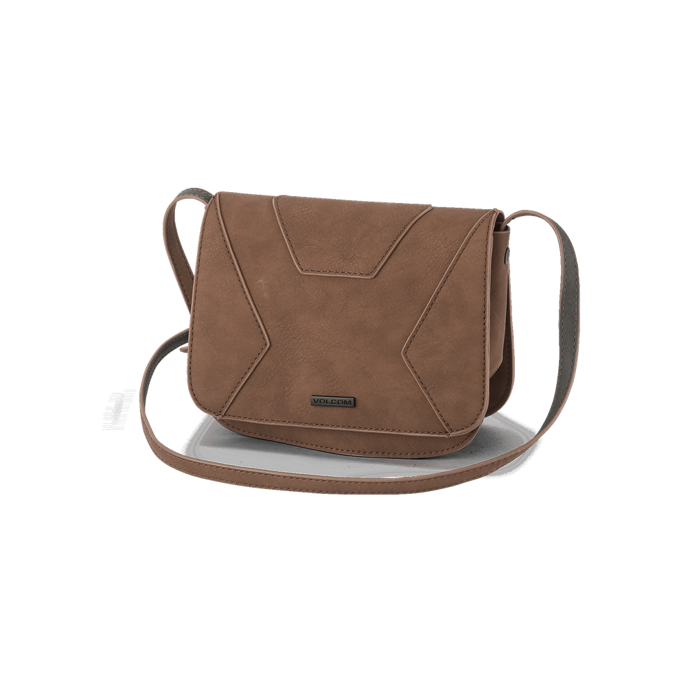 Volcom Volni Crossbody - brown Farbe: brown