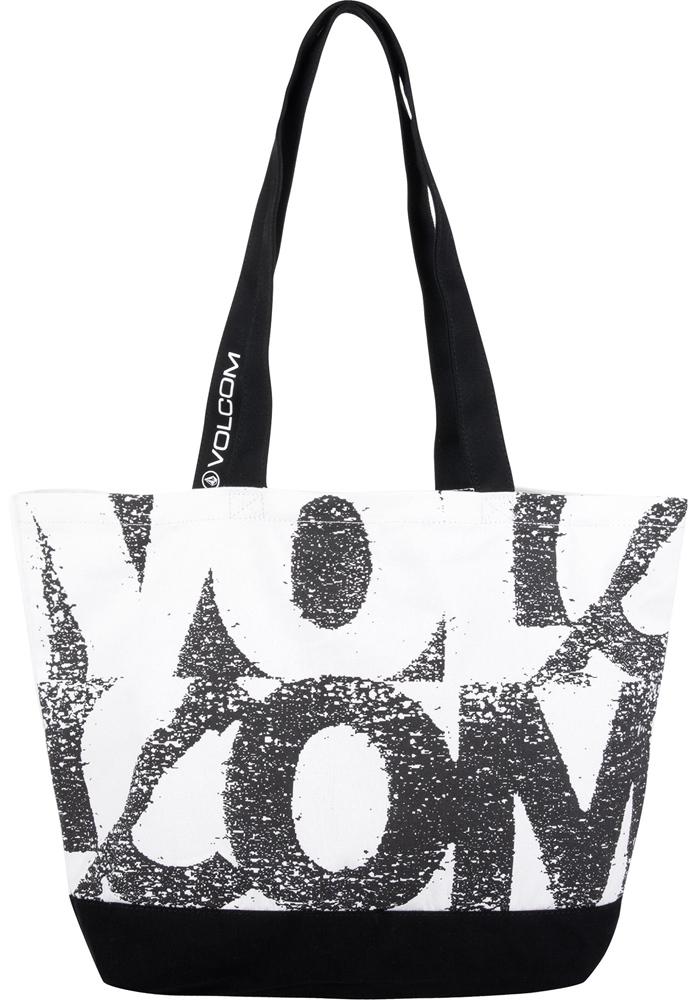 Volcom Volcom Tote - black Farbe: black