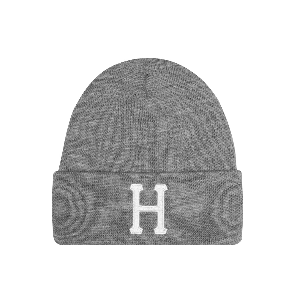 Huf Classic H - grey heather Größe: Onesize Farbe: greyheathe