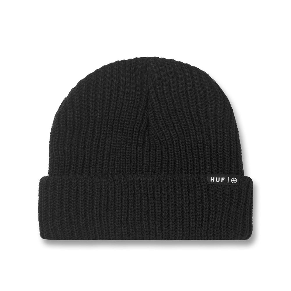 Huf Usual - black Größe: Onesize Farbe: black