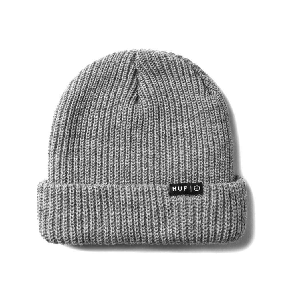 Huf Usual - grey Größe: Onesize Farbe: grey