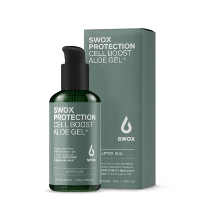 Swox Gel Cell Boost Aloe Aftersun 100ml Menge: 100ml