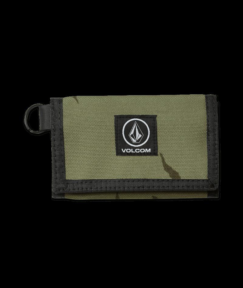 Volcom Box Stone - army green combo Größe: Onesize Grün: armygreenc