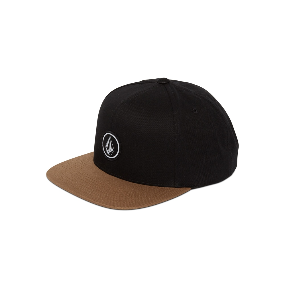 Volcom Quarter Twill - golden brown Größe: Onesize Schwarz: goldenbrow