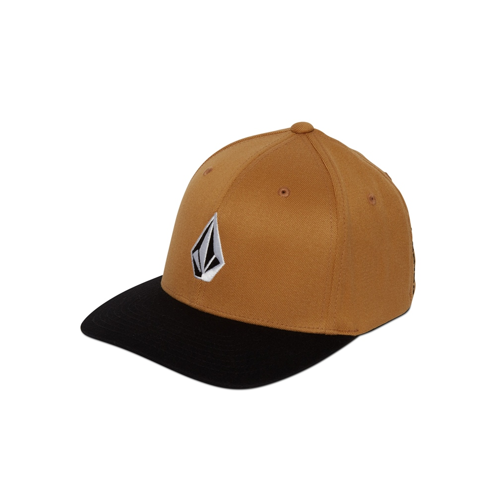 Volcom Full Stone XFIT - golden brown Größe: S/M Braun: goldenbrow