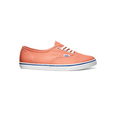 38b1adff5f Vans Authentic Lo Pro - melon   true white - Women s Sneaker low in ...