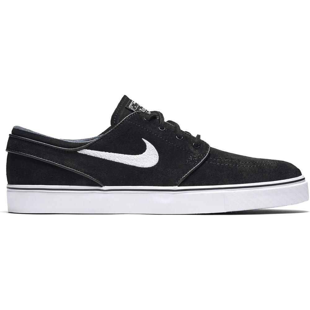 Nike SB Stefan Janoski OG - black/white Größe: 4 Farbe: BlkWhtGum