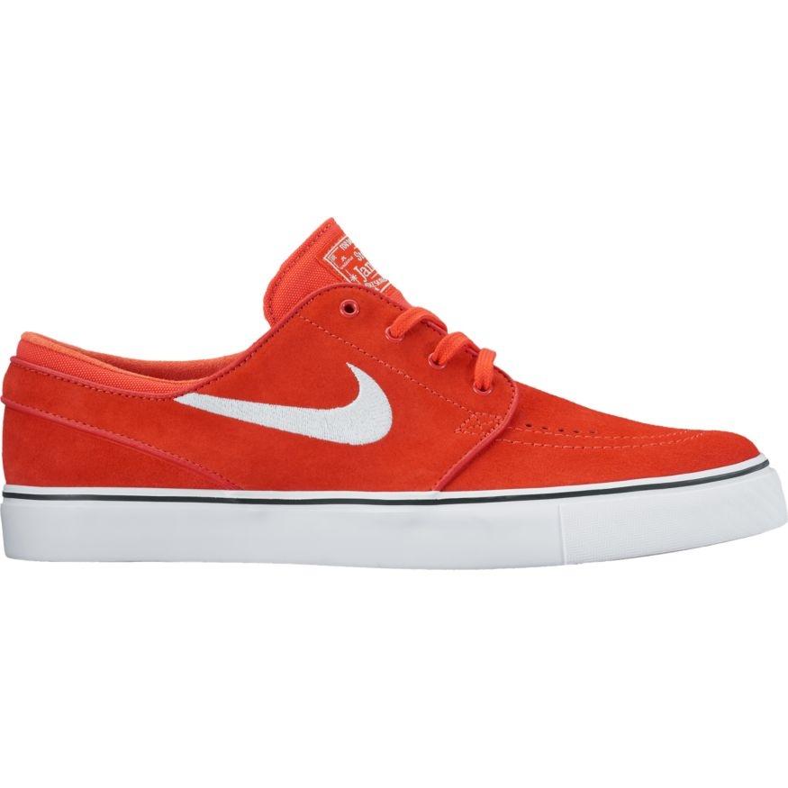 Nike SB Stefan Janoski - orange Größe: 6 Farbe: MAX ORANGE
