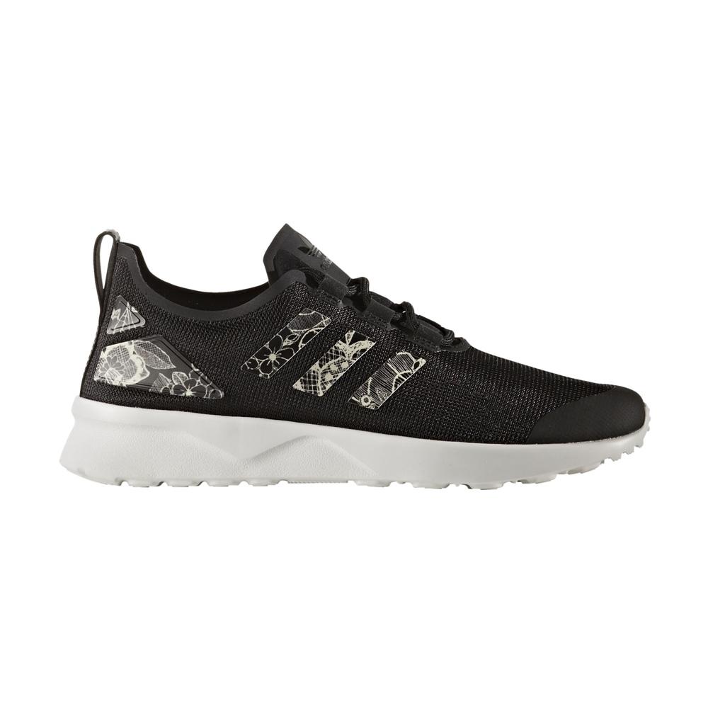 Adidas ZX Flux ADV VERVE - black Größe: 5½
