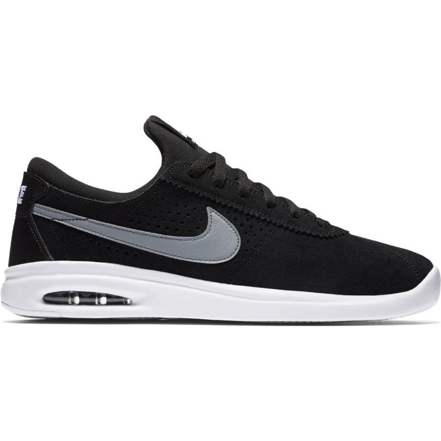 Nike SB Air Max Bruin Vapor - black Größe: 13 Farbe: BlkCoolGry