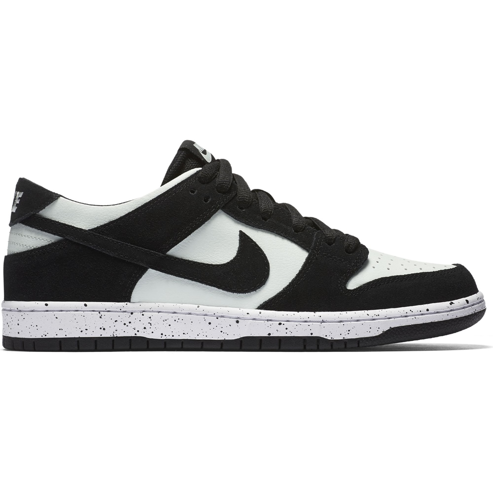 competitive price f937c 306d3 Nike SB Dunk Low Pro SB - black/barley green