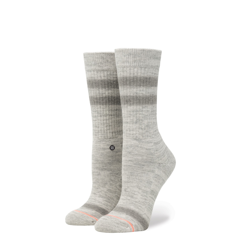 Stance wms Socke Uncommon Solids Classic grey Größe: S Farbe: Grey