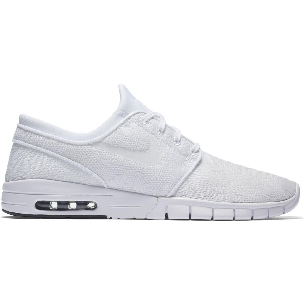 0eb708a080fb15 HiLight Logo black Nike SB Nike SB Stefan Janoski - white white Größe  6½  Farbe  whitewhite