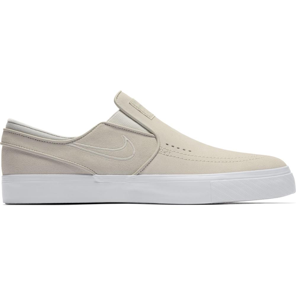 Nike SB Stefan Janoski Slip - white Größe: 7 Farbe: white