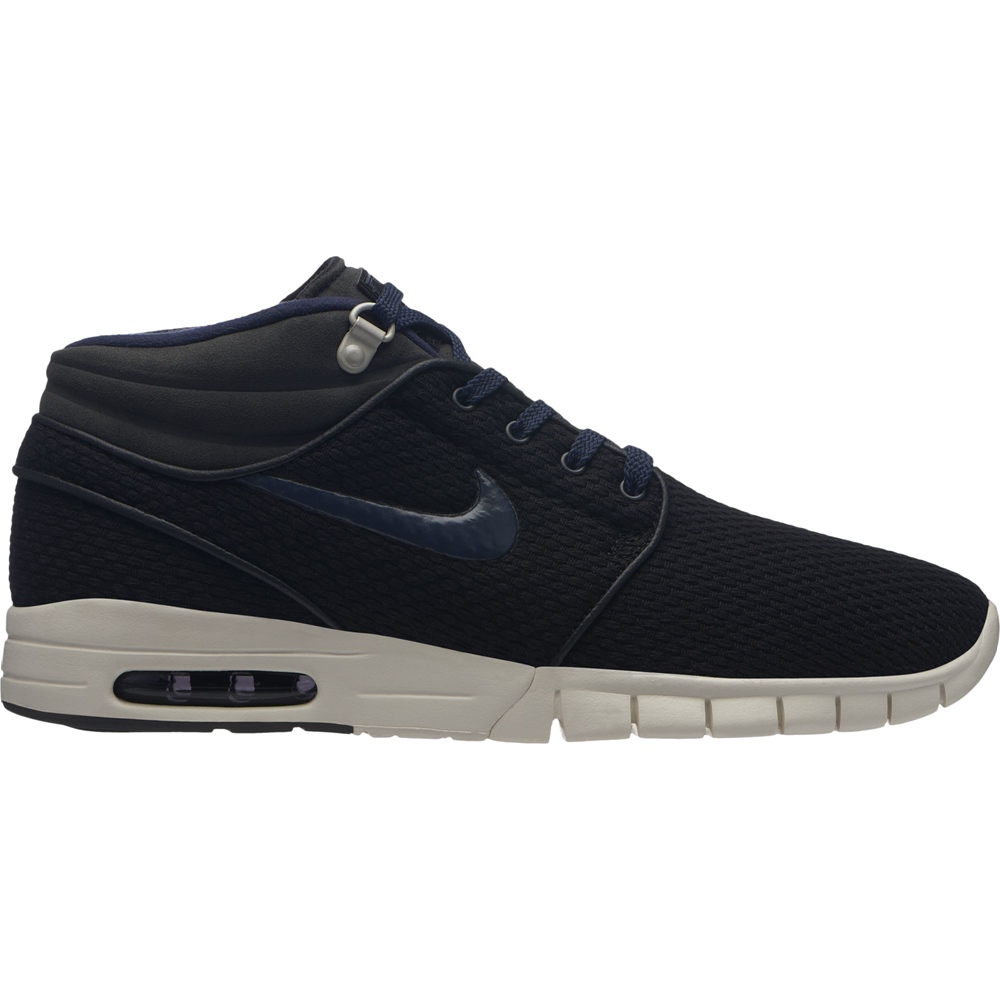 authentic discount the sale of shoes Nike SB Stefan Janoski Max - black