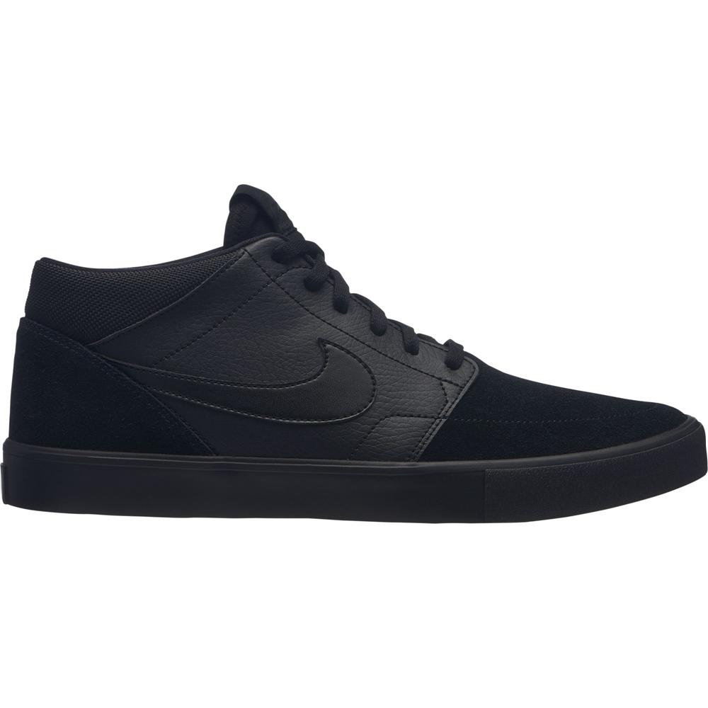 Nike SB Portmore II Mid - black - Men's