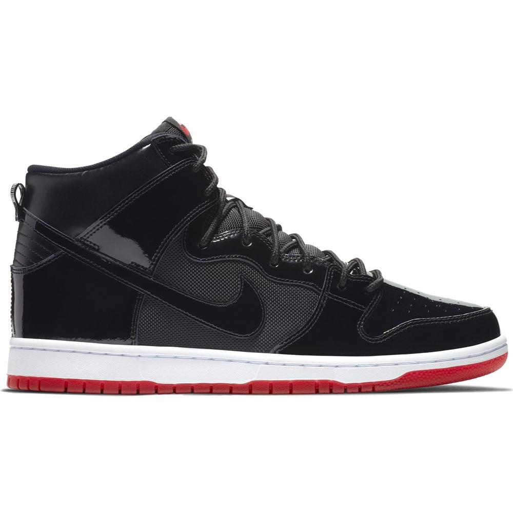 7f00795df1d116 HiLight Logo black Nike SB Nike SB Dunk High TR QS - black Größe  10 Farbe   black