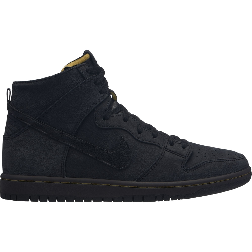 purchase cheap e1071 494f9 Nike SB Dunk High Pro - black