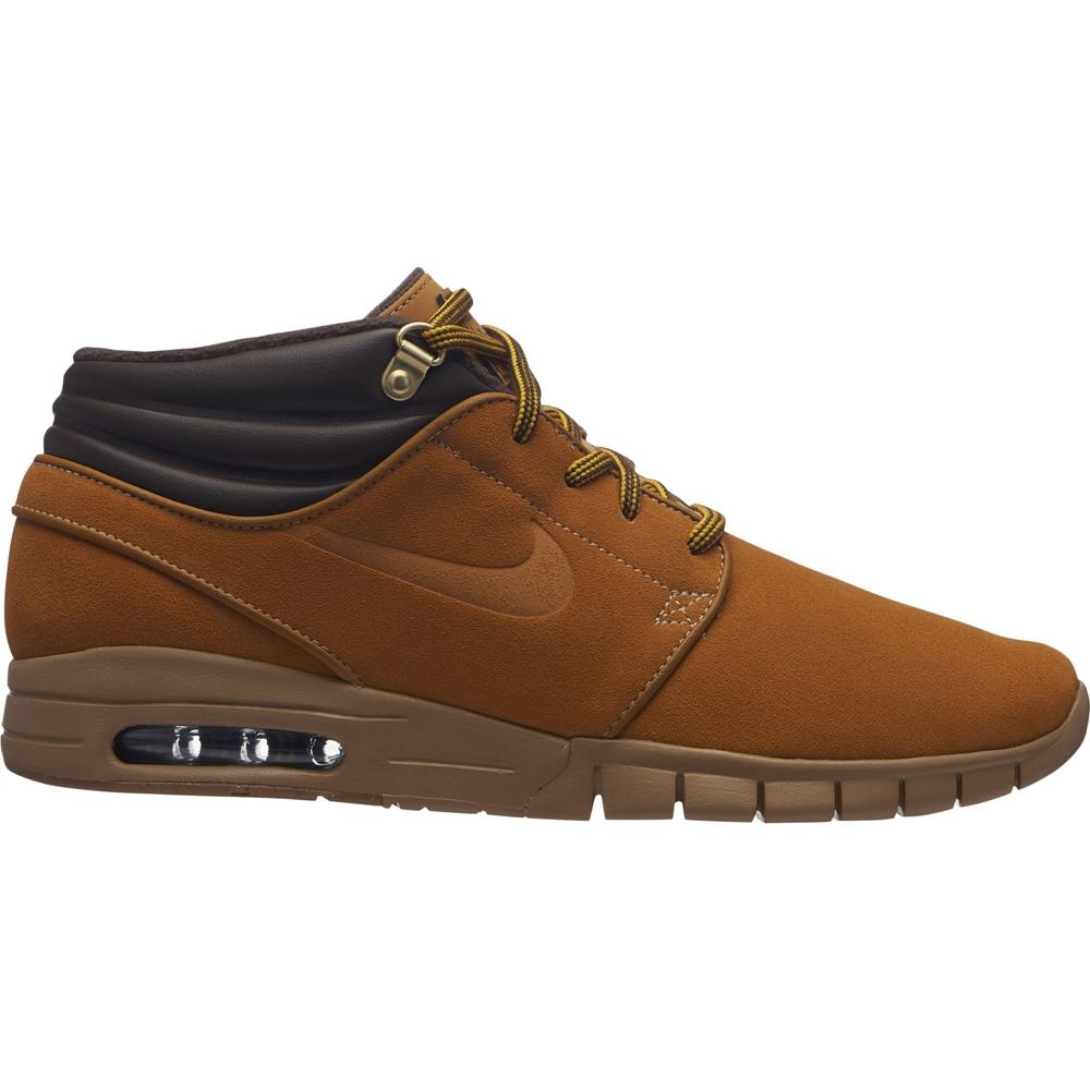 Nike SB Stefan Janoski Max Premium - bronze Größe: 7 Farbe: bronze