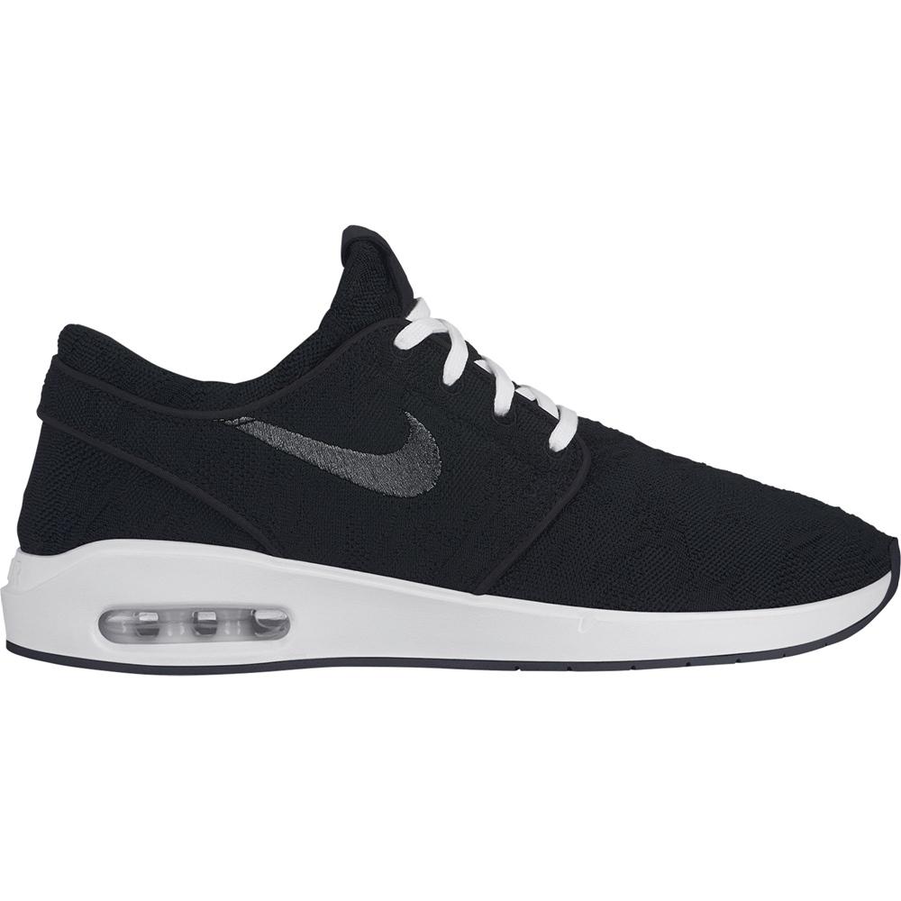 Nike SB Stefan Janoski Max 2 - black Größe: 6 Farbe: black