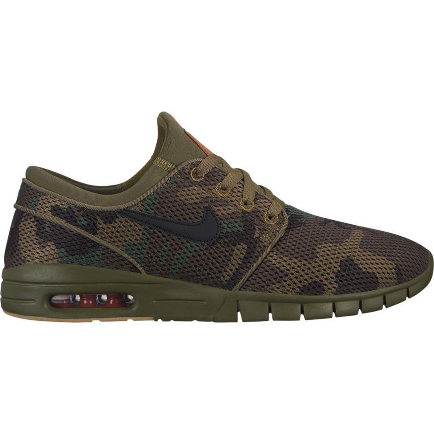Nike SB Stefan Janoski Max - iguana Größe: 7 Farbe: iguana