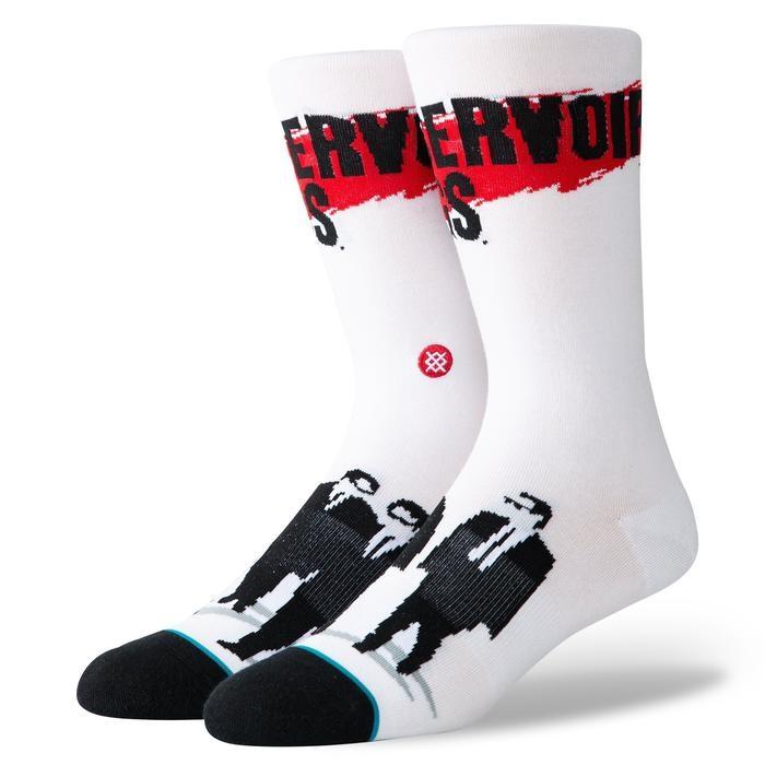 Stance Reservoir Dogs - white Größe: M Farbe: white