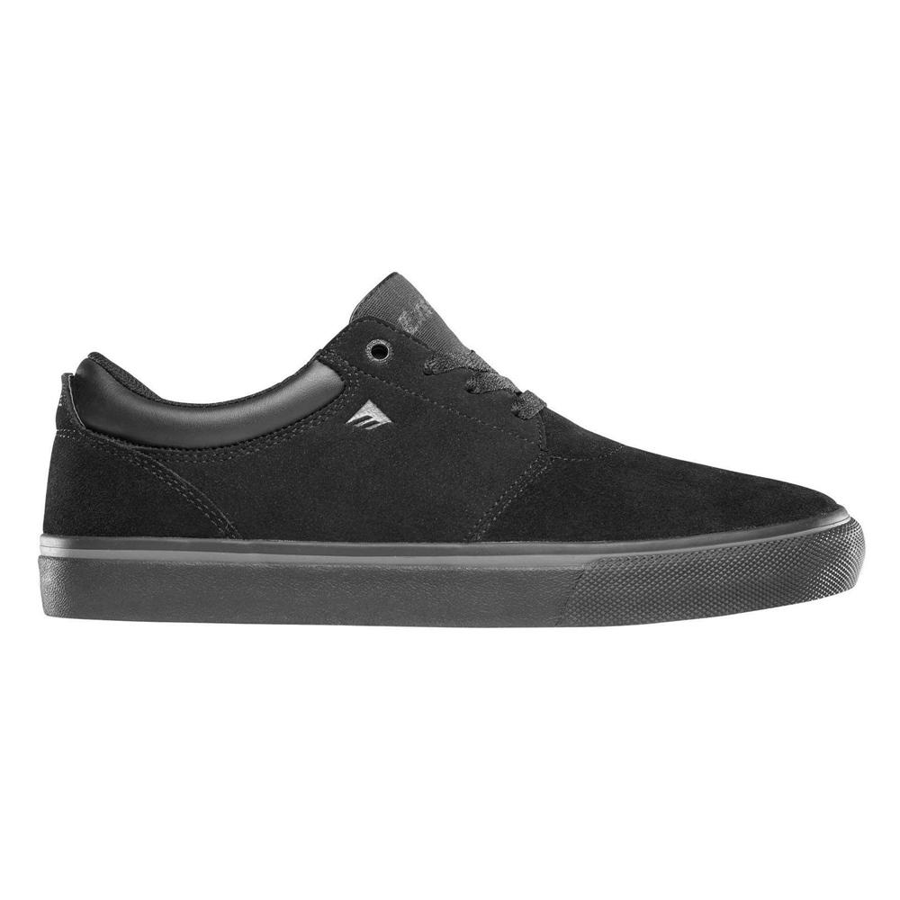 Emerica Alcove - black black grey Größe: 8½ Farbe: blackblack