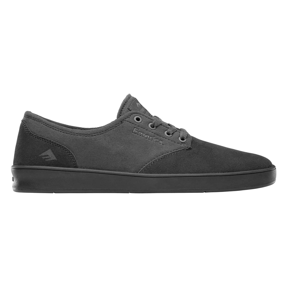 Emerica The Romero Laced - charcoal Größe: 8 Farbe: charcoal