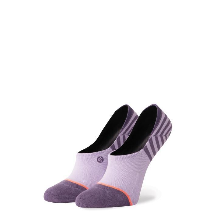 Stance Uncommon Invisible - purple Größe: S Farbe: purple