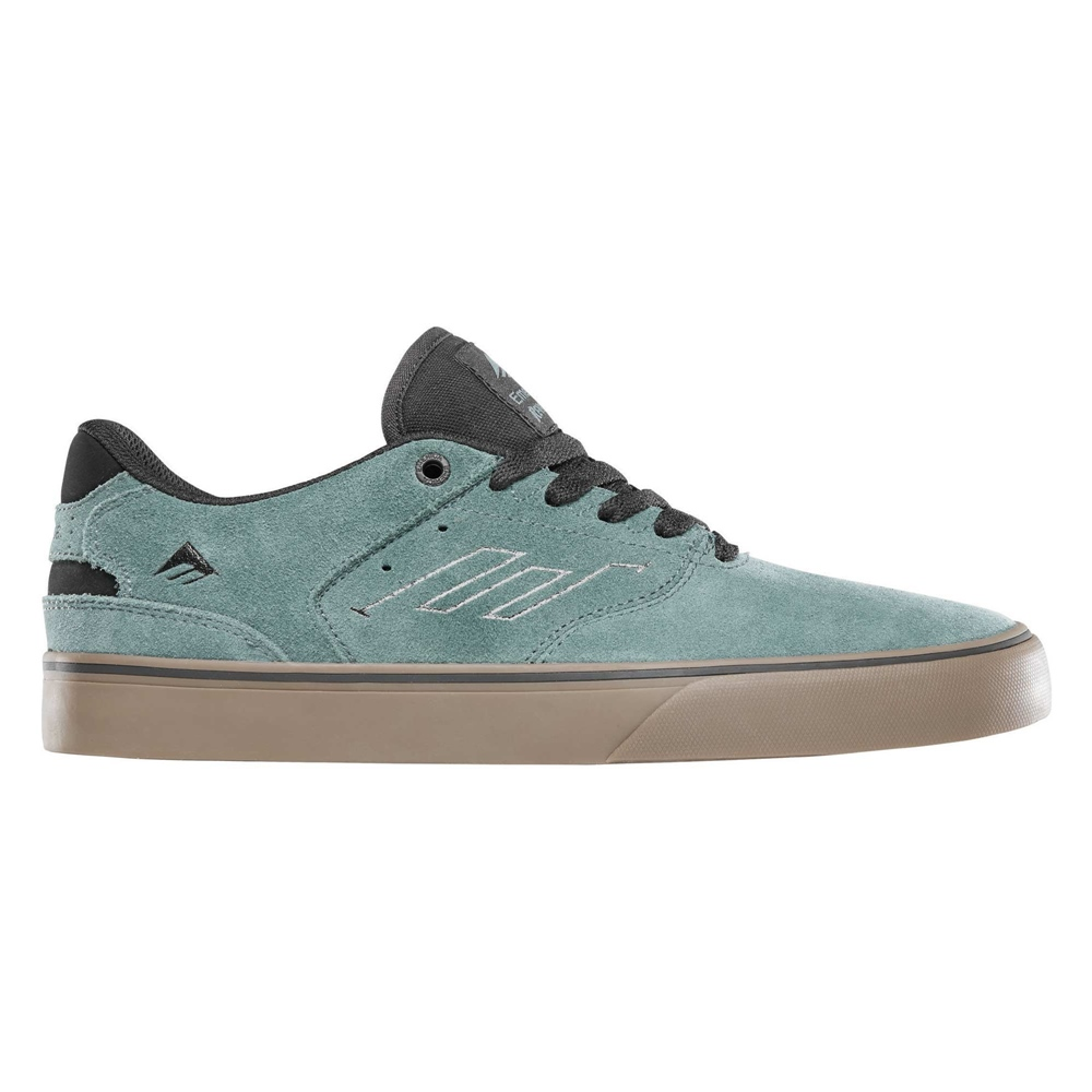 Emerica The Low Vulc - green gum Größe: 8½ Farbe: greengum