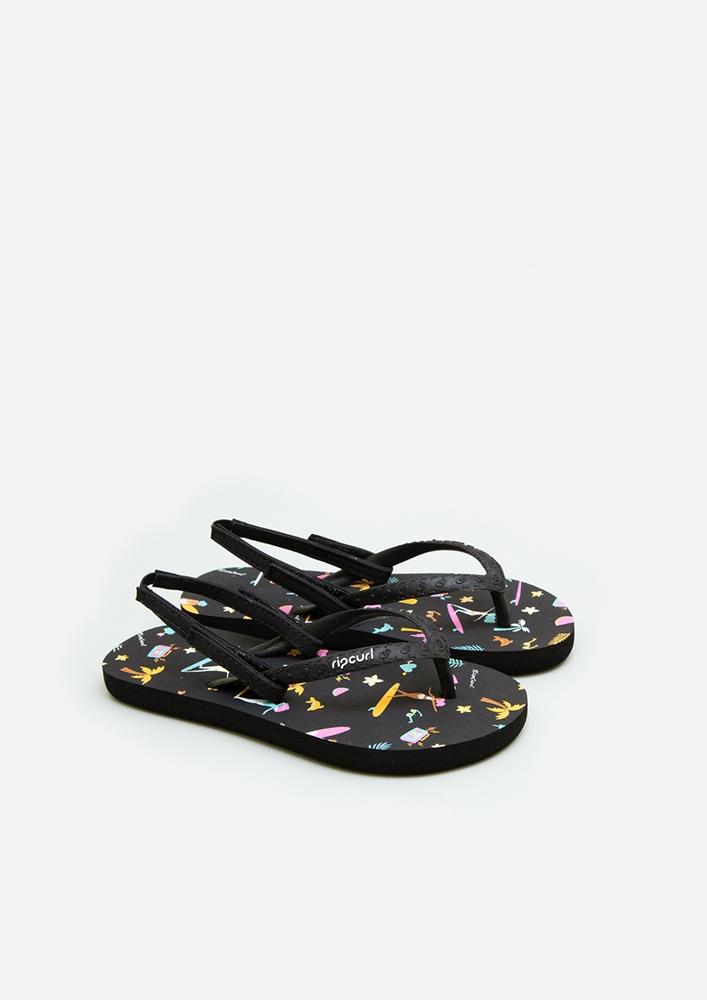 Rip Curl Sweet Summer Girls - black Größe: 11C Schwarz: blackpink
