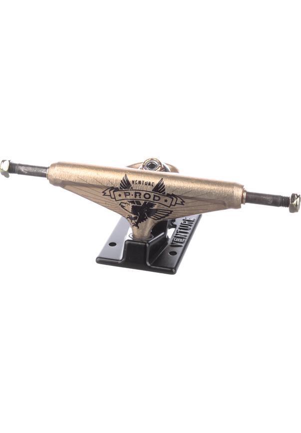 Venture 5.0 Low P-Rod Golden Eagle V-Hollow - black-gold Größe: 5.0low