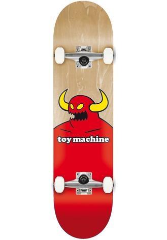 ToyMachine Monster 6.875 Größe: 6.875 Farbe: natural