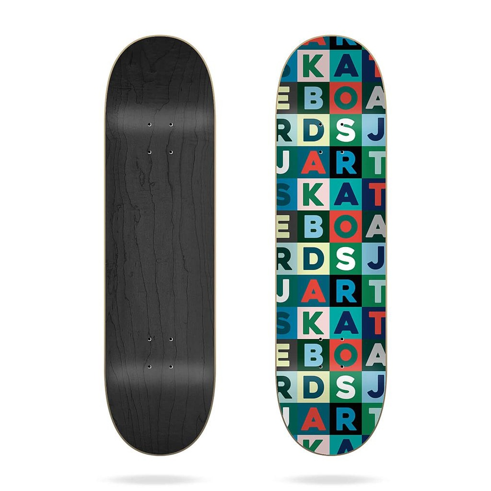 "Jart Scrabble 8.25""x31.7"" Größe: 8.25"