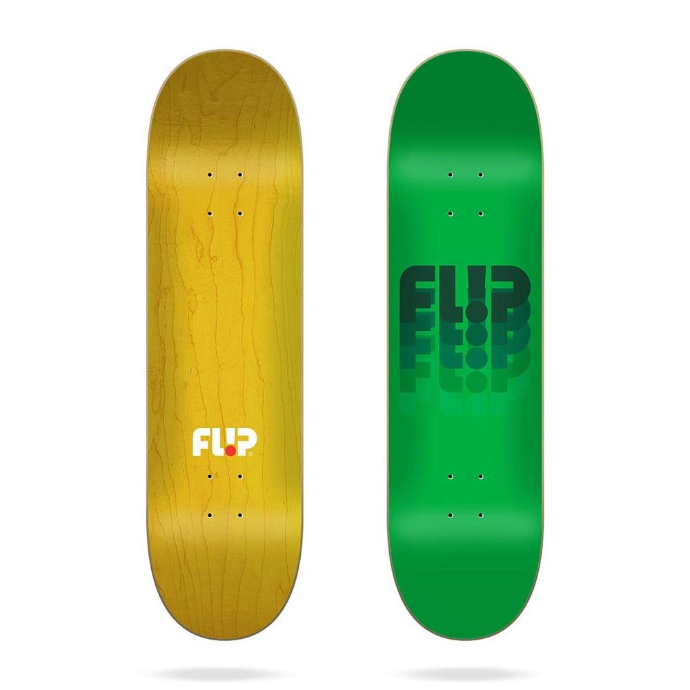 """Flip Odyssey Changed Green 8.13""""x32.0"""" Größe: 8.13"""