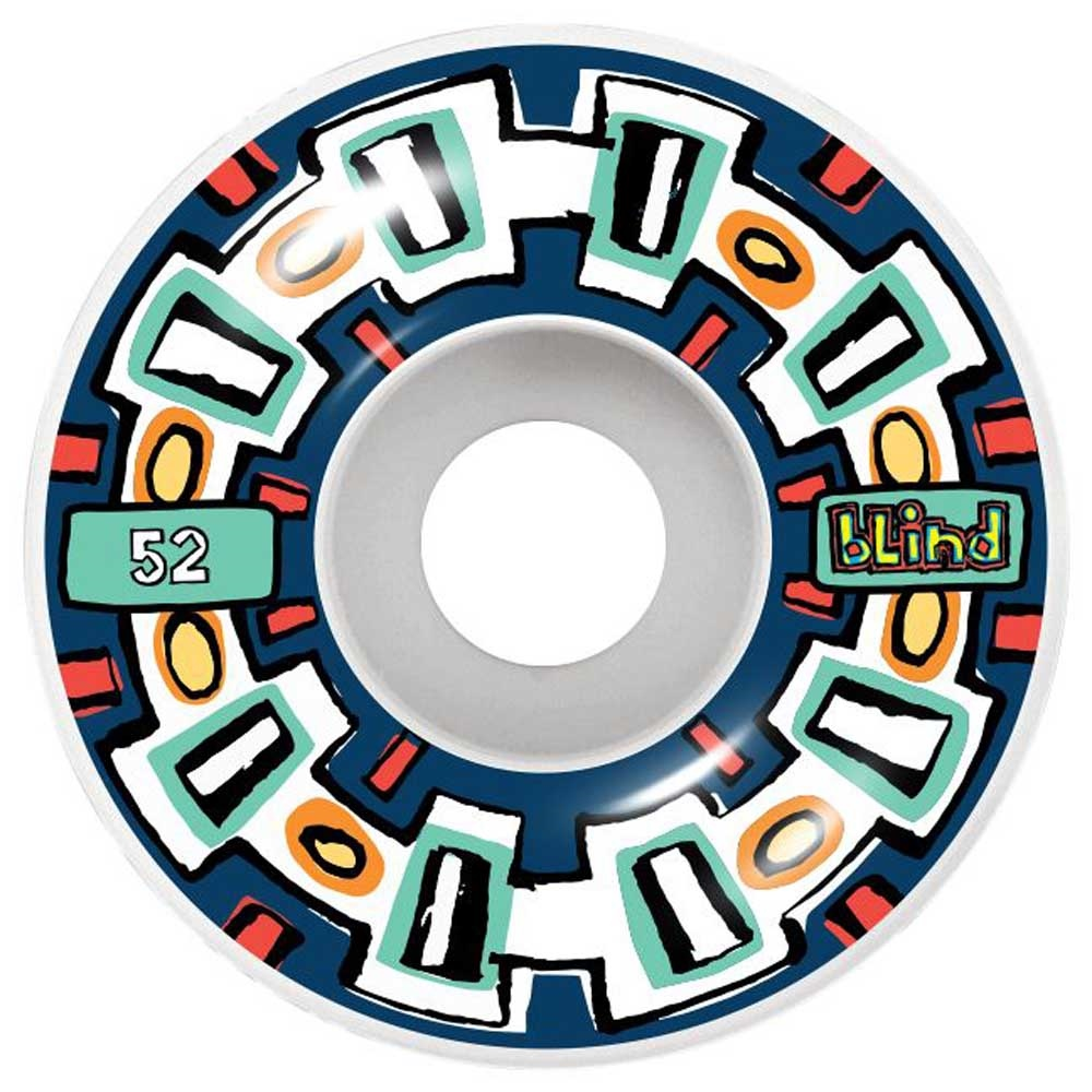 Blind Round Space V2 52mm Größe: 52