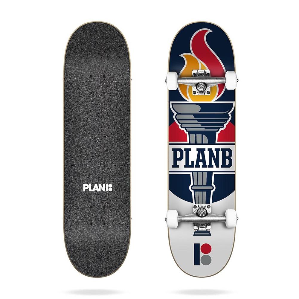 """Plan B Team Legend 8.0""""x31.85"""" Größe: 8.0"""
