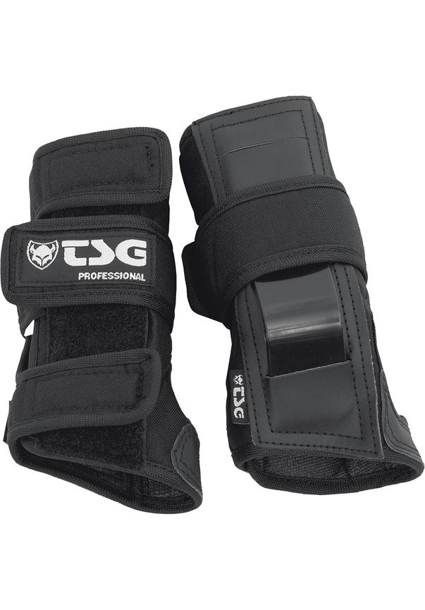 TSG Wristguard - black Größe: S Farbe: black