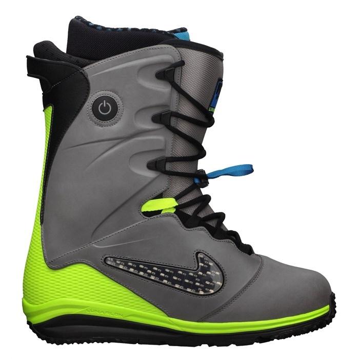 profesjonalna sprzedaż niesamowite ceny nowe obrazy Nike SB Lunarendor QS - canyon grey volt