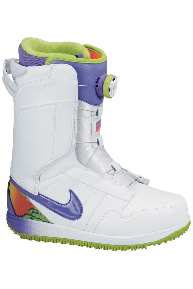 Nike SB Vapen X Boa - white Größe: 6½ Farbe: WhitePurpl